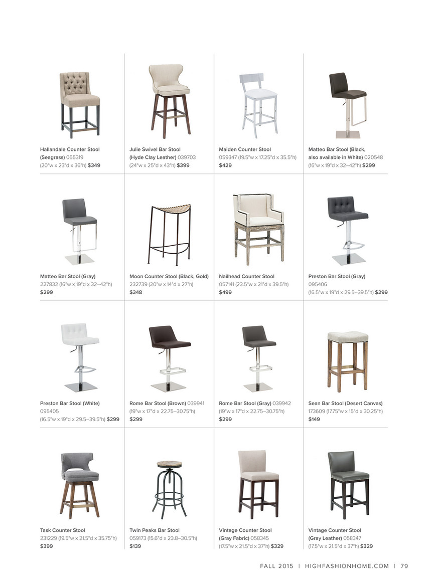 Outstanding High Fashion Home Catalog Fall 2015 Four Hands Task Squirreltailoven Fun Painted Chair Ideas Images Squirreltailovenorg